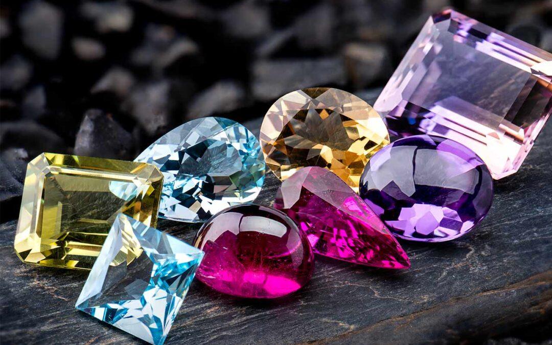 Les pierres les plus utilisées et leur symbolique